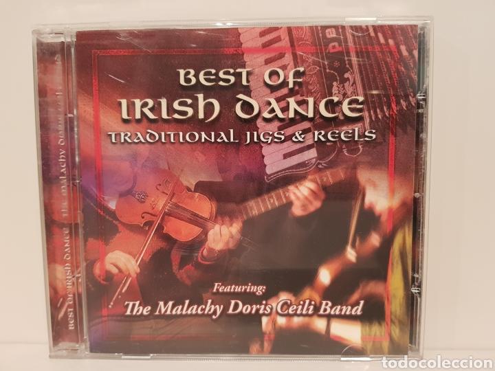 BEST OF IRISH DANCE. TRADITIONAL JILS & REELS. (CD) (Música - CD's World Music)