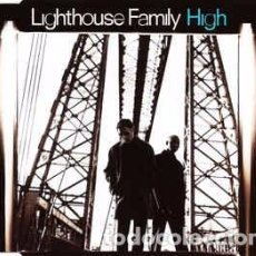 CDs de Música: LIGHTHOUSE FAMILY - HIGH (CD, MAXI) LABEL:POLYDOR, WILDCARD CAT#: 569 431-2 . Lote 185738940