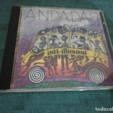 CDs de Musique: INTI - ILLIMANI,ANDADAS. Lote 185754517