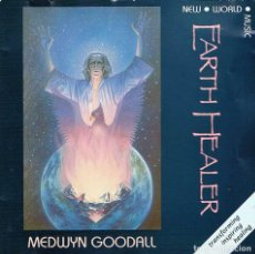 CDs de Música: MEDWYN GOODALL - EARTH HEALER. CD. Lote 185759353