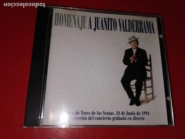 HOMENAJE A JUANITO VALDERRAMA 743212264029 (Música - CD's Otros Estilos)