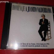CDs de Música: HOMENAJE A JUANITO VALDERRAMA 743212264029. Lote 185769640