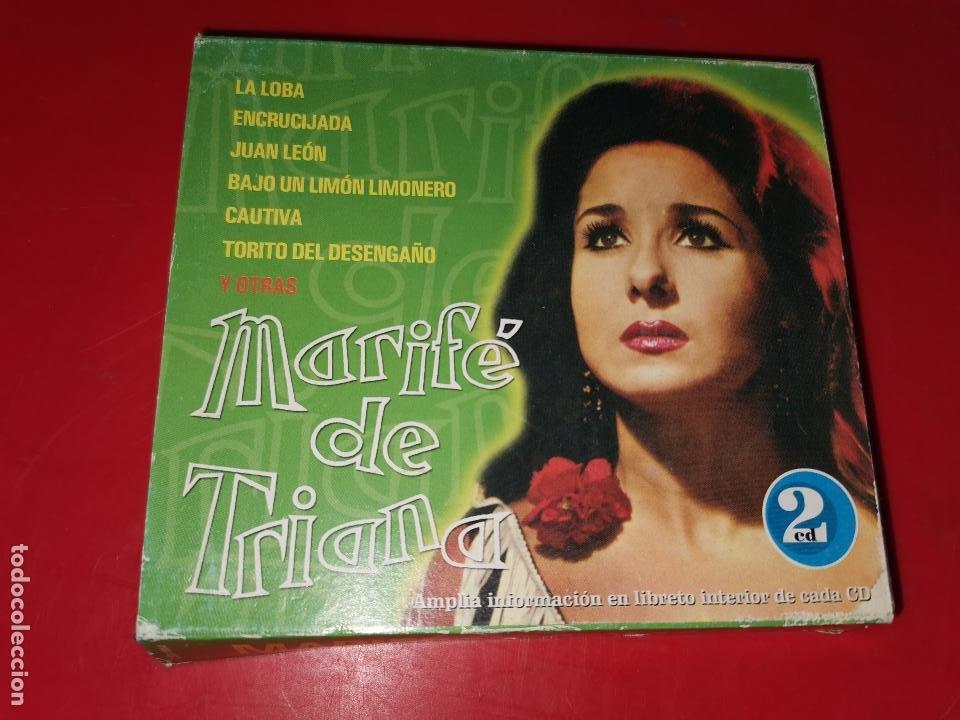 MARIFE DE TRIANA - 2CDS 8429965016840 (Música - CD's Otros Estilos)