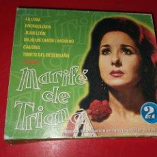 CDs de Música: MARIFE DE TRIANA - 2CDS 8429965016840. Lote 185770202