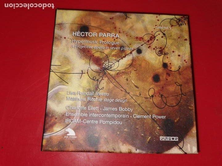 HÈCTOR PARRA: PRÓLOGO HIPERMÚSICO (Música - CD's Otros Estilos)