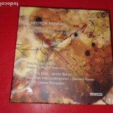 CDs de Música: HÈCTOR PARRA: PRÓLOGO HIPERMÚSICO. Lote 185770258