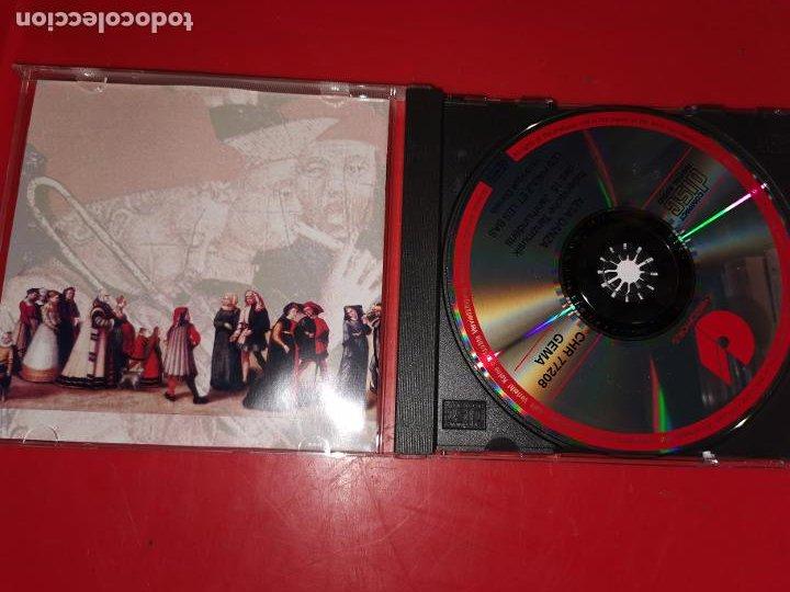 CDs de Música: Alta Danza - Música de baile de la Italia del siglo XV 4010072772084 - Foto 2 - 185770493