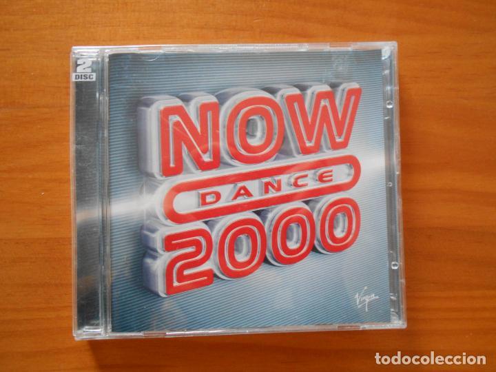 CD NOW DANCE 2000 (2 CD'S) (5J) (Música - CD's Disco y Dance)