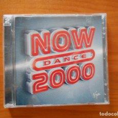 CDs de Música: CD NOW DANCE 2000 (2 CD'S) (5J). Lote 185775577
