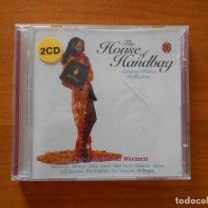 CDs de Música: CD HOUSE OF HANDBAG - AUTUMN / WINTER COLLECTION (2 CD'S) (5K). Lote 185778528