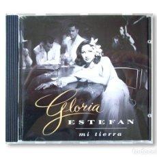 CDs de Música: GLORIA ESTEFAN - MI TIERRA ( CD ). Lote 185784077