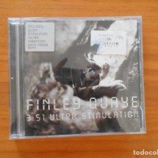 CDs de Música: CD FINLEY QUAYE - ULTRA STIMULATION (5Q). Lote 185875672