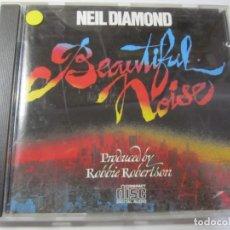 CDs de Música: CD NIEL DIAMOND BEAUTIFUL NOISE. Lote 185879485