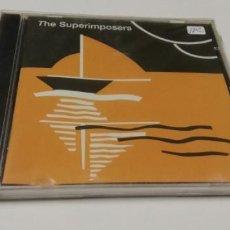 CDs de Música: JJ12- THE SUPERIMPOSERS CD NUEVO REPRECINTADO LIQUIDACION !! . Lote 185892838