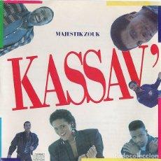 CDs de Música: KASSAV' - MAJESTIK ZOUK - CD. Lote 185906665
