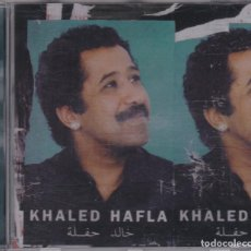 CDs de Música: KHALED - HAFLA - CD. Lote 185908106