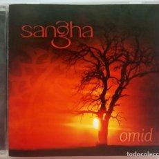 CDs de Música: SANGHA - OMID - CD CANADA 2005 - SANGHA. Lote 185915915