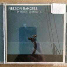 CDs de Música: - CD - NELSON RANGELL, MY AMERICAN SONGBOOK VOL. 1 (KOCH RECORDS 2005). EN PERFECTO ESTADO.. Lote 172007083