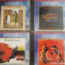 CDs de Música: COLECCION LAS NUEVAS MUSICAS - 50 CD (LEED RELACION DE DISCOS EN LA DESCRIPCION). Lote 185916706
