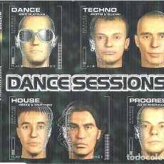CDs de Música: VARIOUS – DANCE SESSIONS 2 PROMO 1998. Lote 185937320