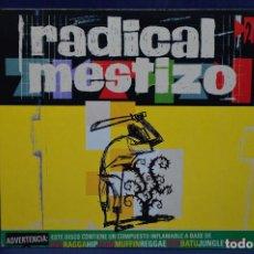 CDs de Música: VARIOUS - RADICAL MESTIZO - 2 CD. Lote 185968065