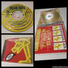 CDs de Música: TROJAN HORSE PROD. BY KENSO KATO.1993.RARISIMA COMPILACIÓN (ED. PROMO)JAPONESA.SYNTH ELECTRO TECHNO.. Lote 185977921