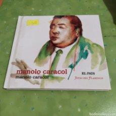 CDs de Música: (CD1367) MANOLO CARACOL - JOYAS DEL FLAMENCO CD SEGUNDAMANO. Lote 185984450