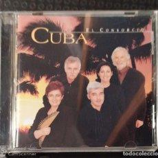 CDs de Música: EL CONSORCIO (CUBA) CD 1998. Lote 185990862