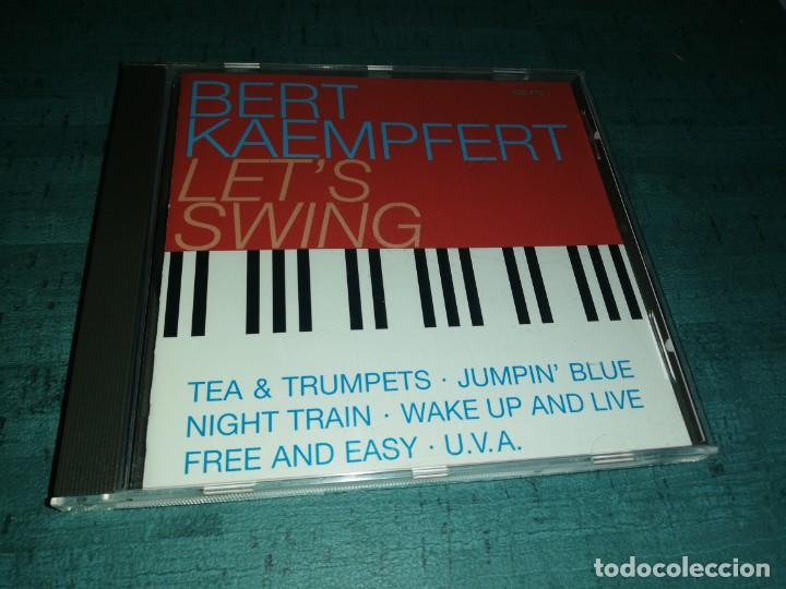 BERT KAEMPFERT, LET'S SWING (Música - CD's Jazz, Blues, Soul y Gospel)