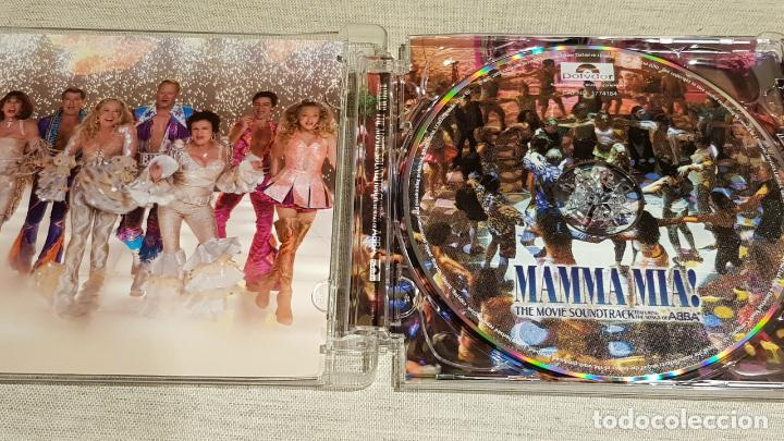 CDs de Música: B.S.O. / MAMMA MIA / ABBA / CD - POLYDOR-2008 / 17 TEMAS / CALIDAD LUJO. - Foto 2 - 186056290