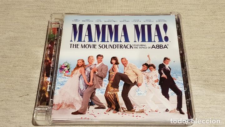 B.S.O. / MAMMA MIA / ABBA / CD - POLYDOR-2008 / 17 TEMAS / CALIDAD LUJO. (Música - CD's Bandas Sonoras)