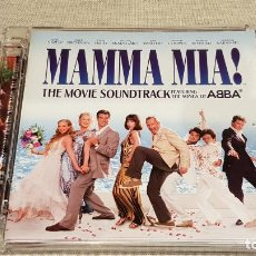 CDs de Música: B.S.O. / MAMMA MIA / ABBA / CD - POLYDOR-2008 / 17 TEMAS / CALIDAD LUJO.. Lote 186056290