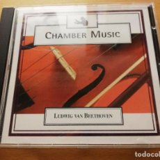 CDs de Música: LUDWIG VAN BEETHOVEN (CHAMBER MUSIC). Lote 186059092