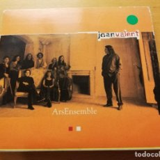 CDs de Música: JOAN VALENT. ARSENSEMBLE (CD). Lote 186059967