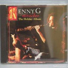 CDs de Música: CD. KENNY G. MIRACLES. Lote 186061478