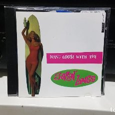 CDs de Música: SURFIN' LUNGS (UK) - HANG LOOSE WITH THE SURFIN' LUNGS (1996) - SURF MUSIC MADRID - MÚSICA SURF CD. Lote 186062410