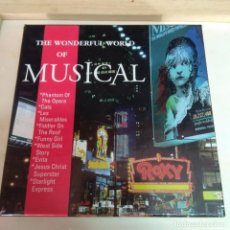 CDs de Música: THE WONDERFUL WORLD OF MUSICAL, 5 COLECCIÓN CD. Lote 186067017