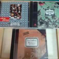 CDs de Música: LES LUTHIERS. 3 CD.. Lote 186067225