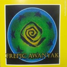 CDs de Música: FREPIC AWANYAK - ROCK ALTERNATIVO CANARIO Y ANTICOLONIAL - PRIMER EP - TIRADA LIMITADA - AWAÑAK PUNK. Lote 186070517