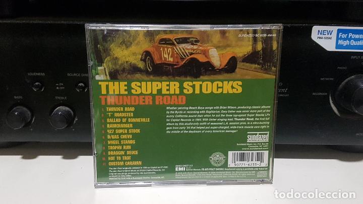 CDs de Música: SUPER STOCKS ?(USA) - Surf Route 101 (2006, SUNDAZED MUSIC) - Surf Music Madrid - Música Surf CD - Foto 2 - 186071307
