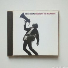 CDs de Música: BRYAN ADAMS - WAKING UP THE NEIGHBOURS, A&M RECORDS, 1991. FRANCE.. Lote 186071868