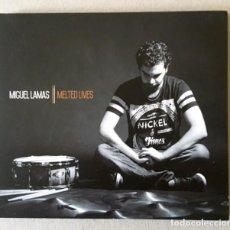 CDs de Música: MIGUEL LAMAS - MELTEDLIVES . Lote 186082206
