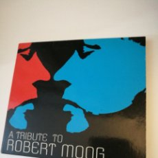 CDs de Música: A TRIBUTE TO ROBERT MOOG VV.AA. CREME CD-04. ELECTRONICA EXPERIMENTAL ABSTRACT ELECTRO HOUSE. Lote 186088191