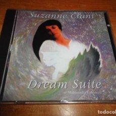 CDs de Música: SUZANNE CIANI DREAM SUITE CD ALBUM DEL AÑO 1996 ESPAÑA CONTIENE 10 TEMAS. Lote 186100990