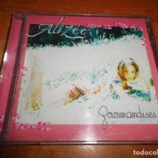 CDs de Música: ALIZEE GOURMANDISES CD ALBUM DEL AÑO 2000 HECHO EN EUROPA CONTIENE 10 TEMAS MYLENE FARMER. Lote 186101433