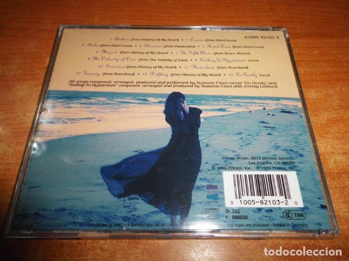 CDs de Música: SUZANNE CIANI The private music of CD ALBUM 1992 ESPAÑA CONTIENE 14 TEMAS NEW AGE - Foto 2 - 186101872