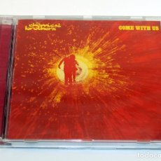 CDs de Música: CD - CHEMICAL BROTHERS - COME WITH US. Lote 186105602