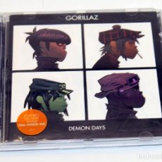 CDs de Música: CD - GORILLAZ - DEMON DAYS. Lote 186106510