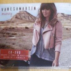 CDs de Música: VANESA MARTIN (MUNAY) CD + DVD 2016 * PRECINTADO. Lote 186107781