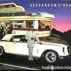 CDs de Música: ALEXANDER O'NEAL – ALEXANDER O'NEAL- 2 CD - DELUXE EDITION - NUEVO Y PRECINTADO. Lote 186108443